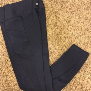 Sculpt leggings with pocket